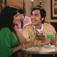Raj being boring and insulting.