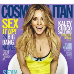 Also on Cosmo.