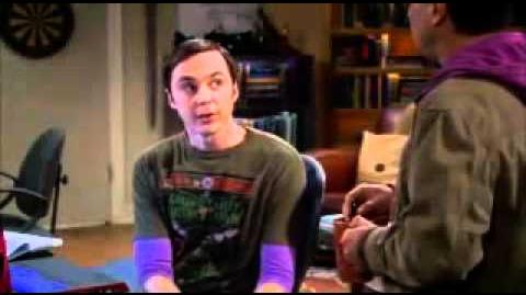 The Big Bang Theory - 5x10 - The Flaming Spittoon Acquisition - Sneak Peek