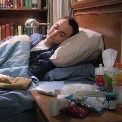 S01E11 - Sheldon, bedside