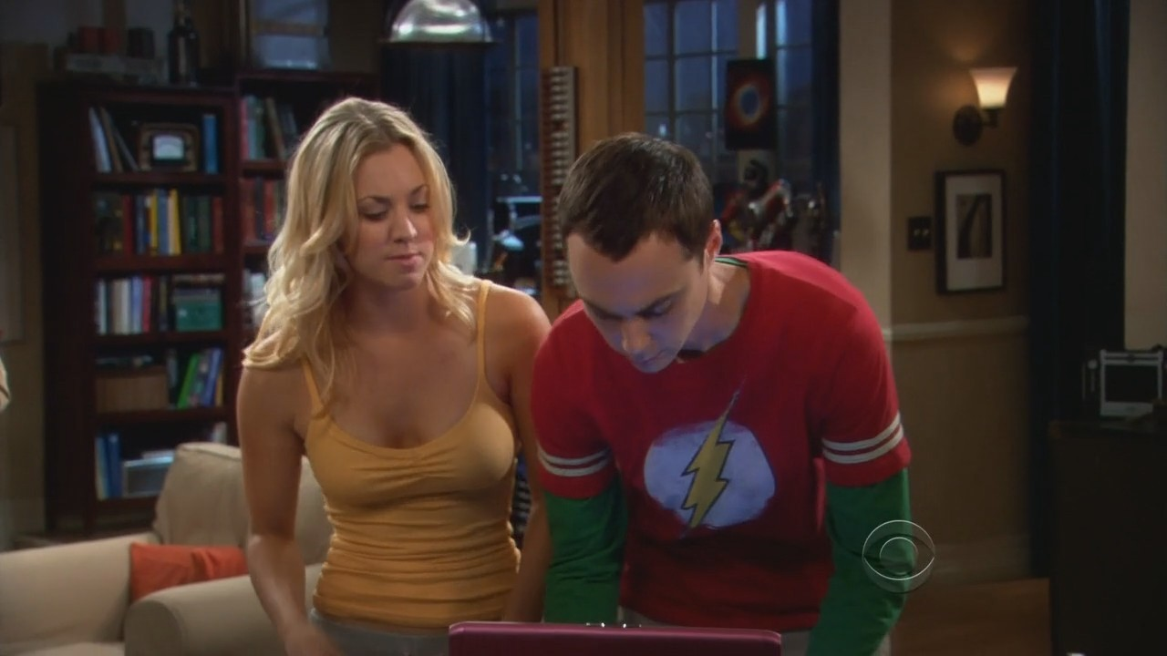 Penny from big bang theory porn