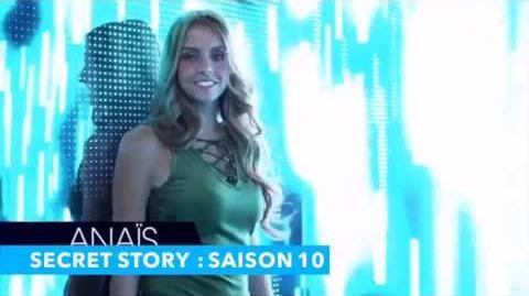 Secret Story France 10 Intro