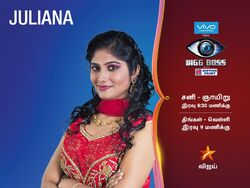 Tamil 1 Juliana