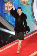 Michelle enters
