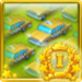 Transportation Organizer Achievement Icon Gold I