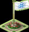 Atom Flag