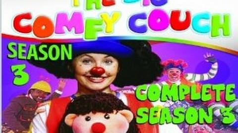 """The Big Comfy Couch - Season 3 Ep 1 - """"Give Yer Head a Shake"""""""