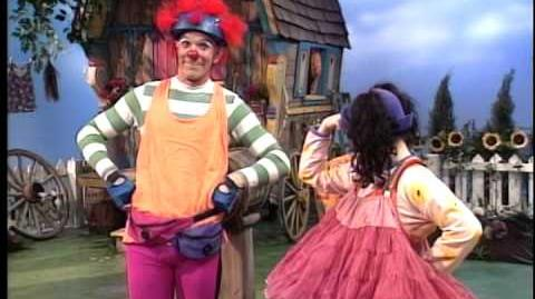 """The Big Comfy Couch - Season 1 Ep 9 - """"Red Light, Green Light"""""""