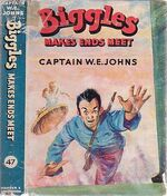 Biggles Makes Ends Meet-Hodder and Stoughton 1957