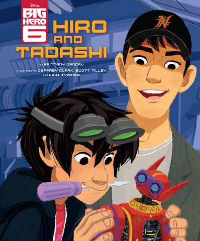 File:Hiro and Tadashi Book Cover.jpg
