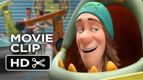 Big Hero 6 MOVIE CLIP - Meet The Team Fred (2014) - T.J. Miller Movie HD