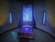 KingGeorge'sBedroomNight