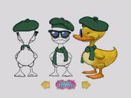 Sweetpea Ducks