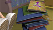 JasonNextToComicBookStack