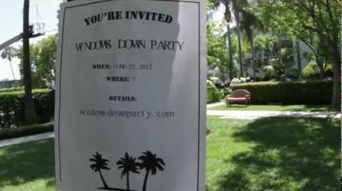 Windows Down Party Pt