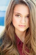 Ciara Bravo Photo Shoot