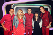 BTR and Fans