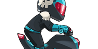 Skull Rider Bike