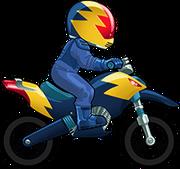 2 A bike