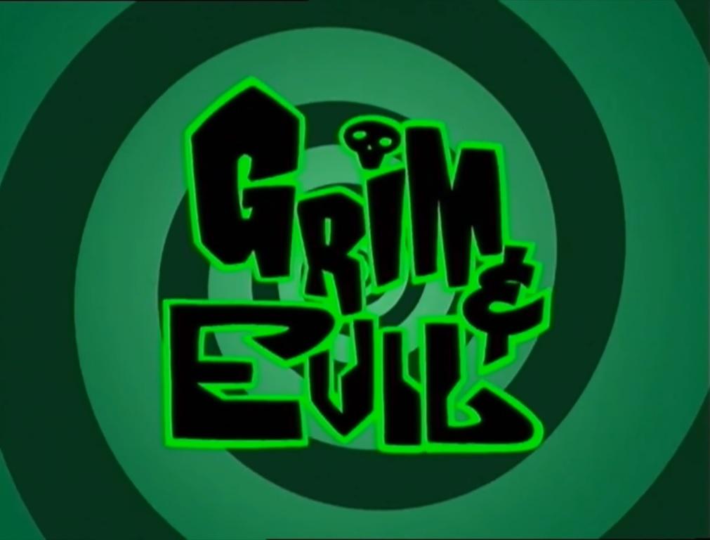 Grim & Evil Logo
