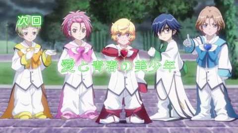 TVアニメ「美男高校地球防衛部LOVE!」第4話予告