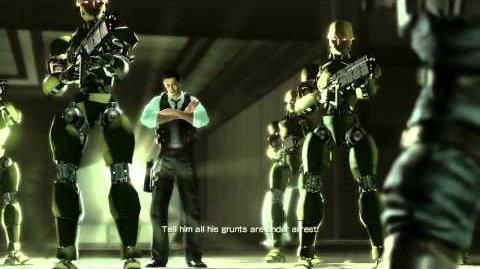 Binary Domain- Walkthrough Chapter 5-2- HD part 2