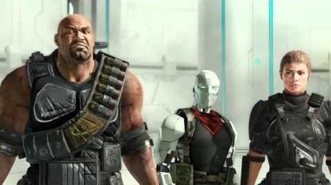 Binary Domain- Walkthrough Chapter 6-2- HD part 2