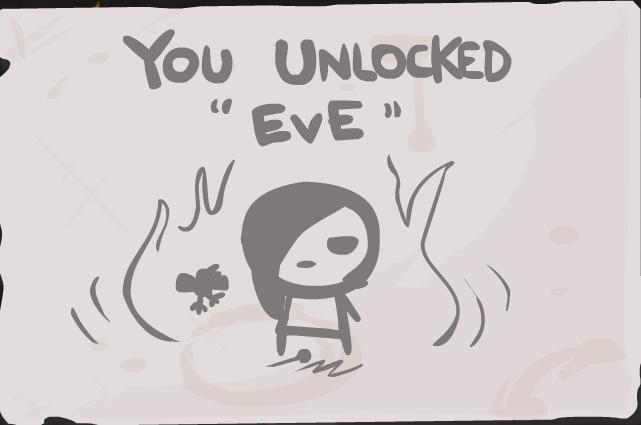 Eve Unlock