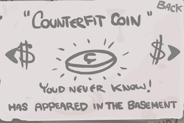 Counterfit Coin -secret-