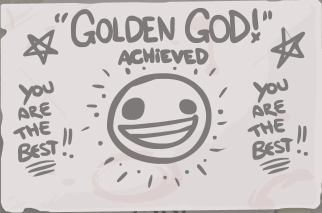 Golden God Achievement