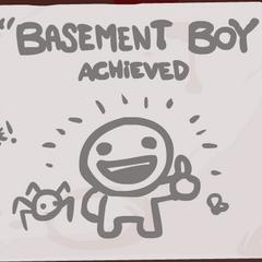 The Basement Boy Achievement