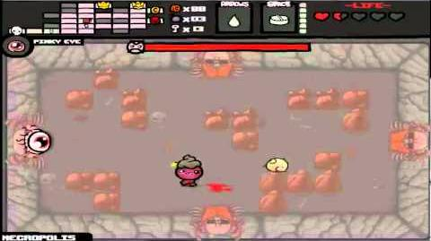 The Binding of Isaac forget me now helps beat Mom?