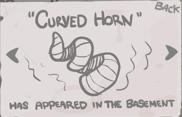 Curved Horn -secret-