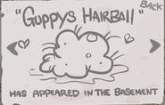Guppys Hairball -secret-