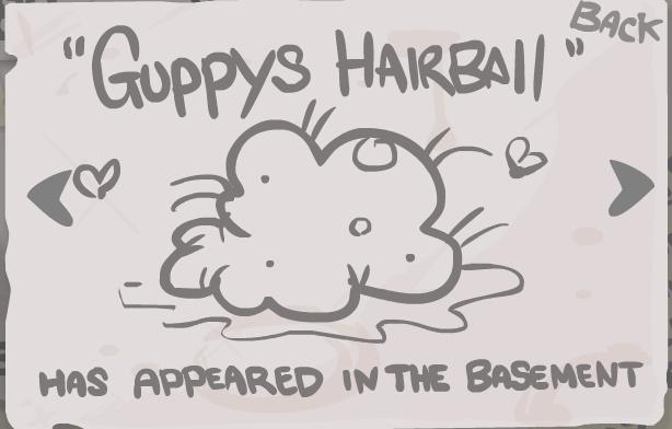 Guppys Hairball -secret-