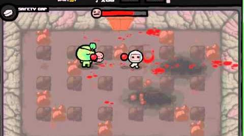 The Binding of Isaac - Wrath