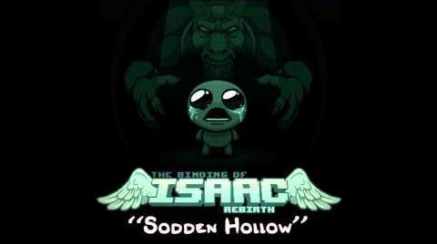 Binding of Isaac Rebirth Sodden Hollow