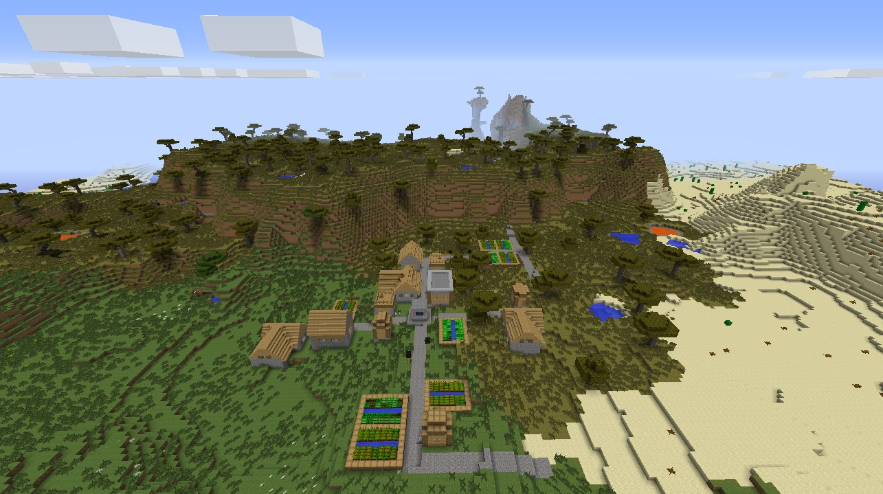 how to change a map to biomes o plenty