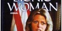 The Bionic Woman Annual 1978