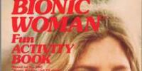 The Bionic Woman Fun Activity Book