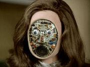 Lynda Fembot unmasked