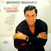 George Maharis cover