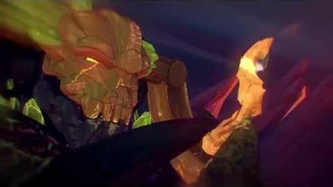 Lego Bionicle 2016 Umarak the Destroyer Character Video (Journey to One)-0