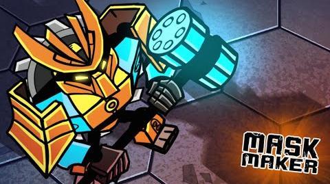 Ekimu Mask Maker - LEGO Bionicle - Character Spot-0
