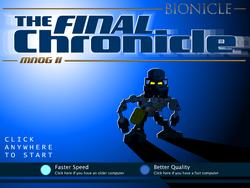 Mata Nui Online Game II-The Final Chronicle