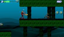 Barraki Platform Game Play