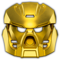 Golden Mask of Fire