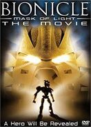 BIONICLE Mask of Light front cover