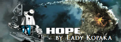 Hope by Lady Kopaka