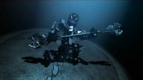 Bionicle Rahkshi Rock
